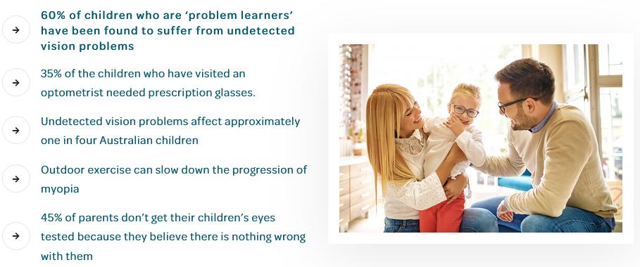 childrens optometrist melbourne
