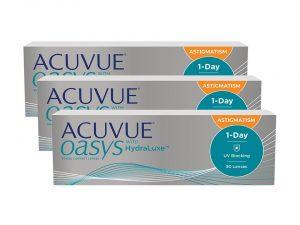 Oasys 1 Day Astigmatism 90pk