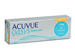 Oasys 1 Day Astigmatism