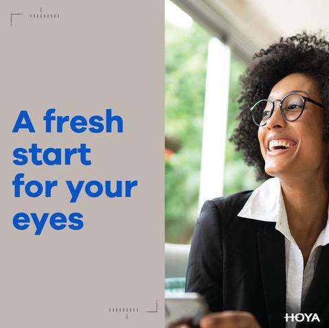 a fresh eyes